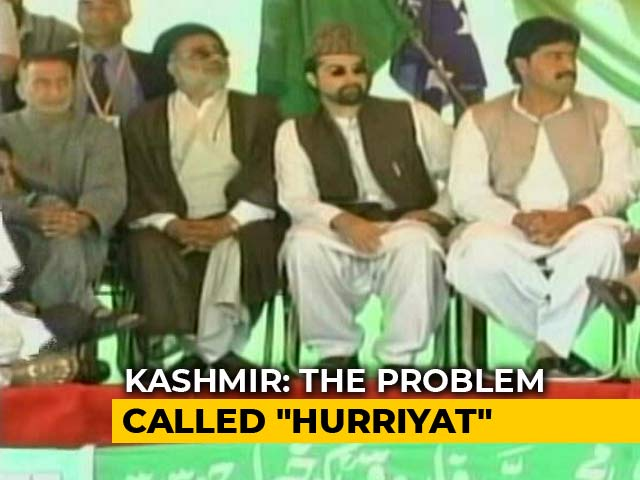 Video : Kashmir Separatists Under Government Scanner Over Children Living Abroad