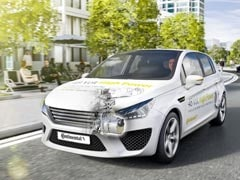 Continental Develops 48-volt High Power Drive System