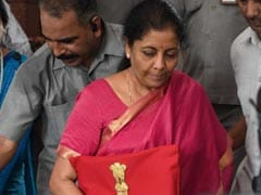 Budget 2019: Nirmala Sitharaman Second Woman To Present Union Budget