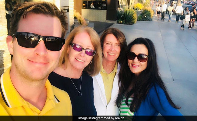 Preity Zinta Is On Her 'Best Behaviour' When She Is Around Her Mother-In-Law