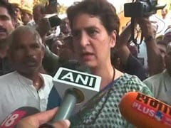 Priyanka Gandhi Slams Cops For Not Arresting UP Leader Accused Of Rape