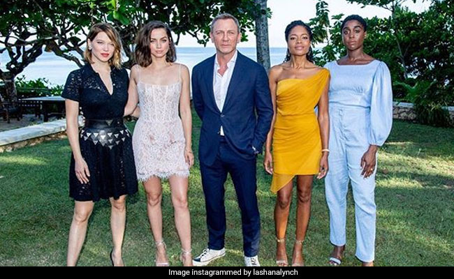 Black Actress Gets James Bond's Licence To Kill And Twitter Is Triggered