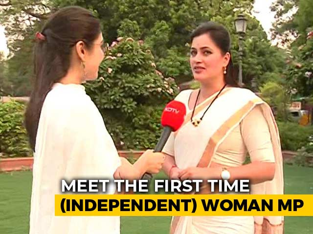 Video : This Sikh Woman Acted In Tamil, Telugu Films; Is Now Maharashtra Lawmaker