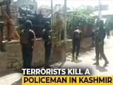Video : PDP Leader's Personal Security Officer Shot Dead By Terrorists In Kashmir