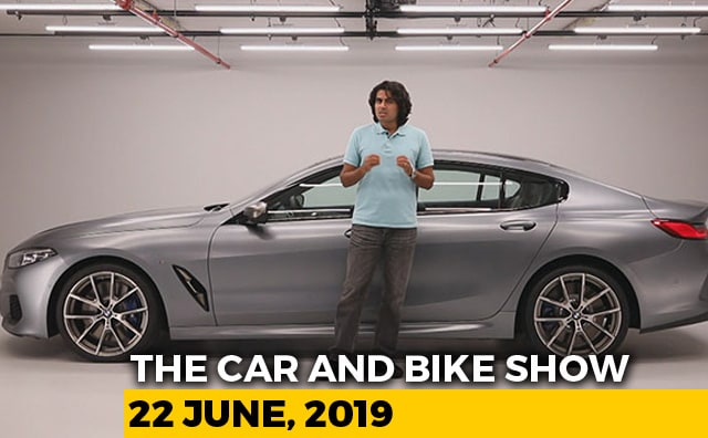 Video : MG Hector First Drive, Kia Seltos And Renault Triber's Global Unveil, BMW 8 Series Grand Coupe