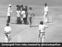 बॉलीवुड एक्ट्रेस ने शेयर किया वीडियो, क्रिकेट मैदान में साड़ी पहने दौड़ रही थी महिला और फिर