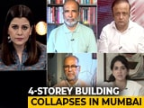Video : Decrepit Buildings: Mumbai's Housing Nightmare