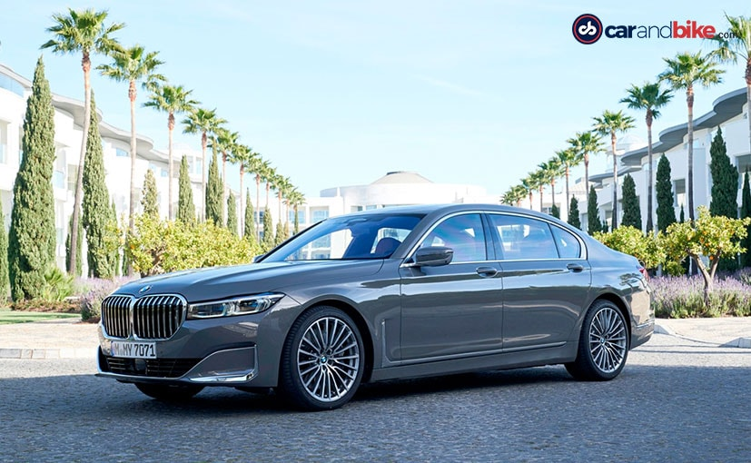 The BMW 7 Series Facelift will be launched in India on July 25, 2019