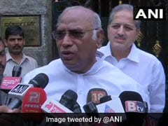 """Attempt To Divide Us"": Mallikarjun Kharge Denies Top Post Rumours"