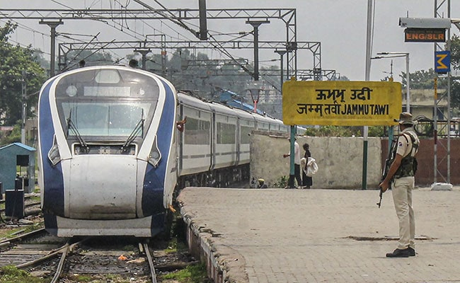 Vande Bharat Express Completes Trial Run On Delhi-Katra Route