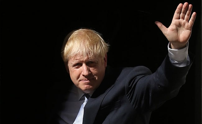 New UK PM Boris Johnson Says Brexit On October 31, 'No Ifs Or Buts'
