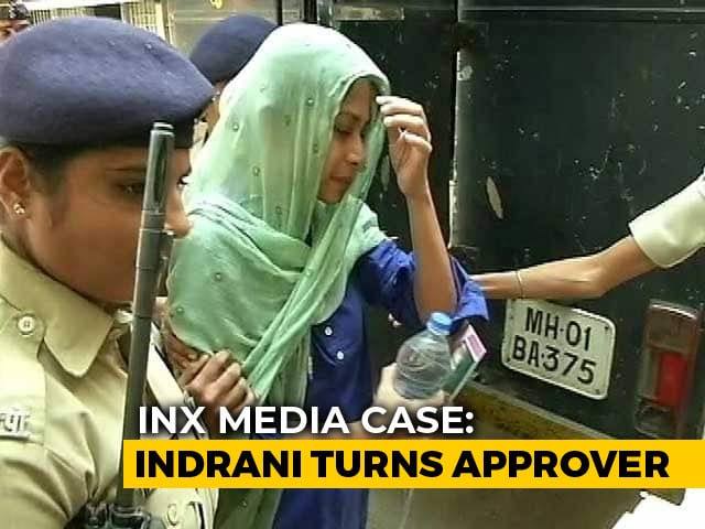 Video : Indrani Mukerjea To Be Approver In Corruption Case Linked To Chidambarams
