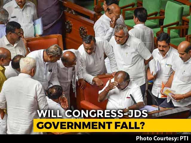 Video : For Karnataka's Struggling Coalition, A Setback In Supreme Court Order