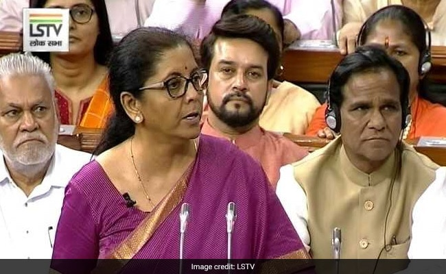 Budget 2019: Comprehensive Revamp Of National Highways On Cards: Nirmala Sitharaman