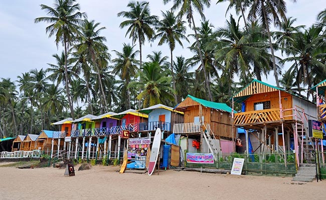 Goa Beach Shacks Get Partial Relief After High Court Order