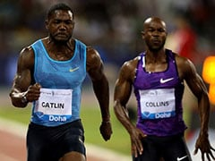"Justin Gatlin ""Chasing Unicorns"" Ahead Of Worlds, Olympics"