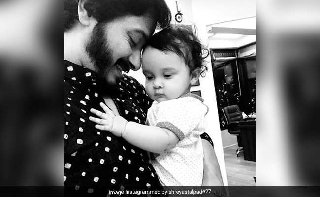 Shreyas Talpade, Timon Of The Lion King (Hindi), Did It For 1-Year-Old Daughter
