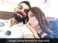 Watch: Virat Kohli, Anushka Sharma Return Home After India