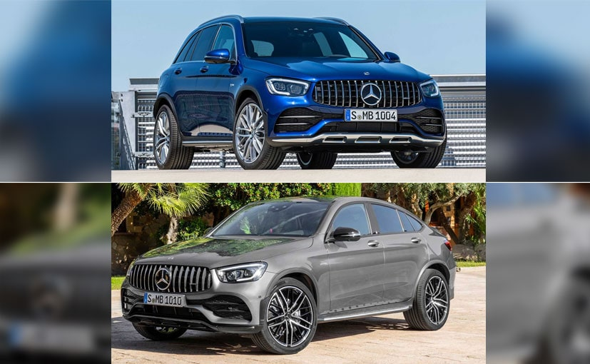 The Mercedes-AMG GLC 43 now gets 385 horsepower while torque stands at 520 Nm