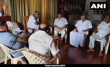 "Karnataka Political Crisis Live Updates: ""Everything Fine, Don't Worry"": Siddaramaiah Amid Karnataka Coalition Crisis"