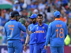 India vs New Zealand Semi-Final: Face-Off, Yuzvendra Chahal vs Ross Taylor