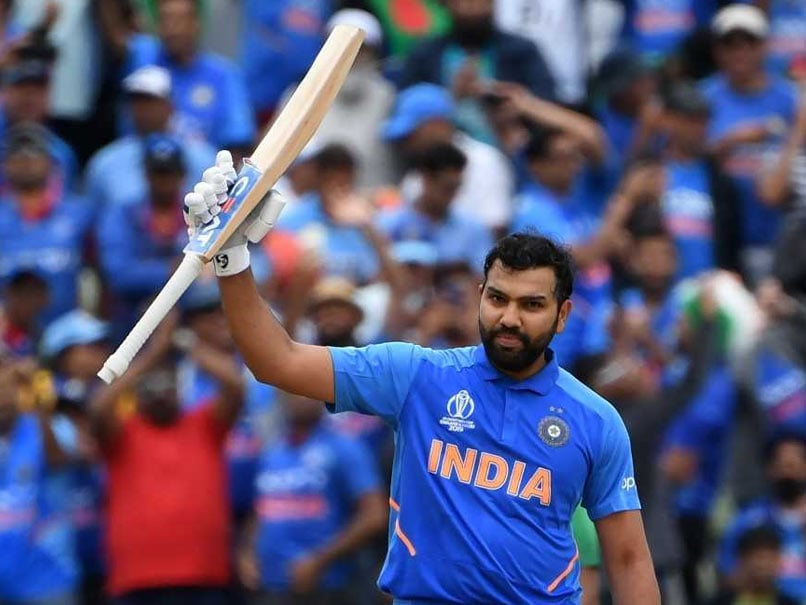 Rohit Sharma Breaks Record For Most Centuries In One World Cup, KL Rahul Smashes Second ODI Ton