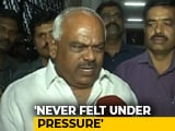 "Video : Decision On Other Rebels ""In Couple Of Days"": Karnataka Speaker Tells NDTV"