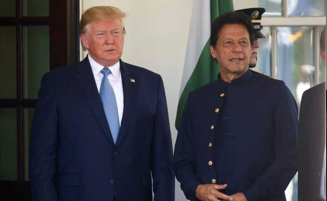 After Call With PM, Trump Dials Imran Khan, Asks To 'Moderate Rhetoric'