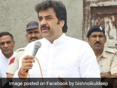 "Congress Leader Kuldeep Bishnoi's Gurgaon Hotel Listed As <i>""Benami""</i> Asset"