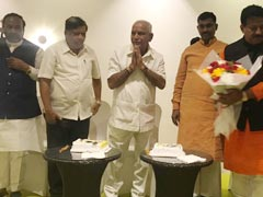 BJP Preps To Form Government In Karnataka, Rebels Stay Put In Mumbai