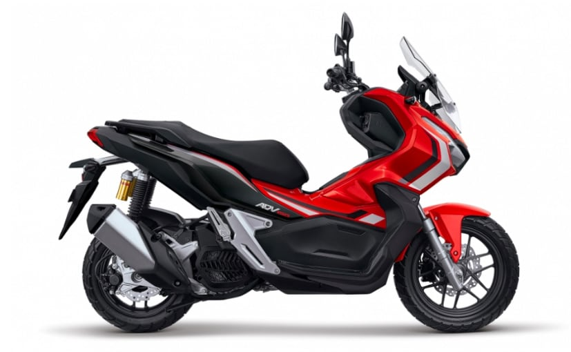 The Honda X-ADV 150 has already been launched in Indonesia in two variants