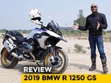 Video : 2019 BMW R 1250 GS Review
