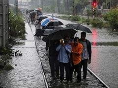Heavy Rain Continue To Hit Mumbai, High Tide Likely