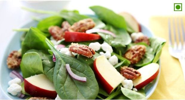 Diabetes Diet: 5 Delicious Apple Salads You May Include In Your Diabetes Diet