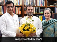 """Rahul Gandhi Should Lead Congress"": Maharashtra Congress Chief"