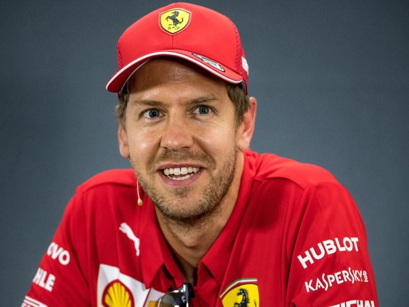 Sebastian Vettel Says Bring The Heat, But Lewis Hamilton Prays For Rain