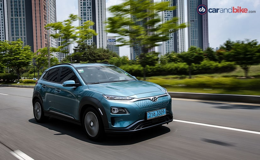 Hyundai Kona Electric SUV Car India Launch Highlights: Price, Specifications, Features, Images