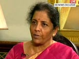 Video: Nirmala Sitharaman On Preparation For Budget And Ditching Traditional Briefcase