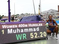 Dalilah Muhammad Shatters Women