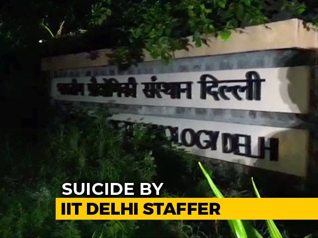 Video : 3 Of Family Found Dead On IIT Campus In Delhi, Police Suspect Suicide