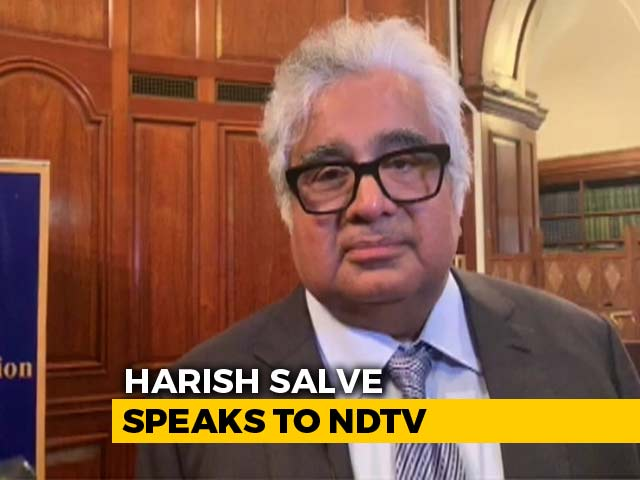 "Video : ""Now To Ensure A Fair Trial"": Indian Counsel After Kulbhushan Jadhav Win"