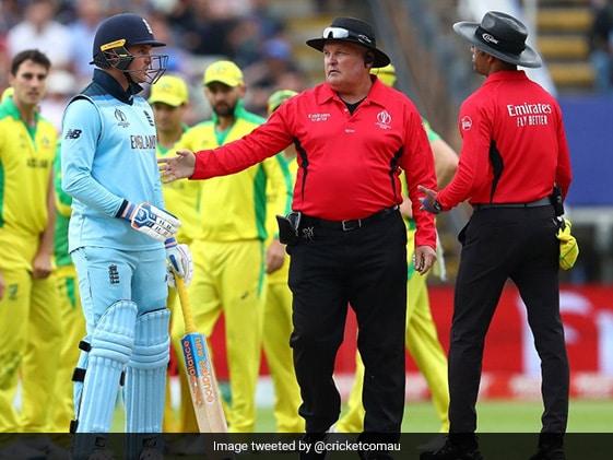 World Cup Final के लिए अंपायर बनाए गए कुमार धर्मसेना को जेसन रॉय के फैंस ने यूं किया ट्रोल..