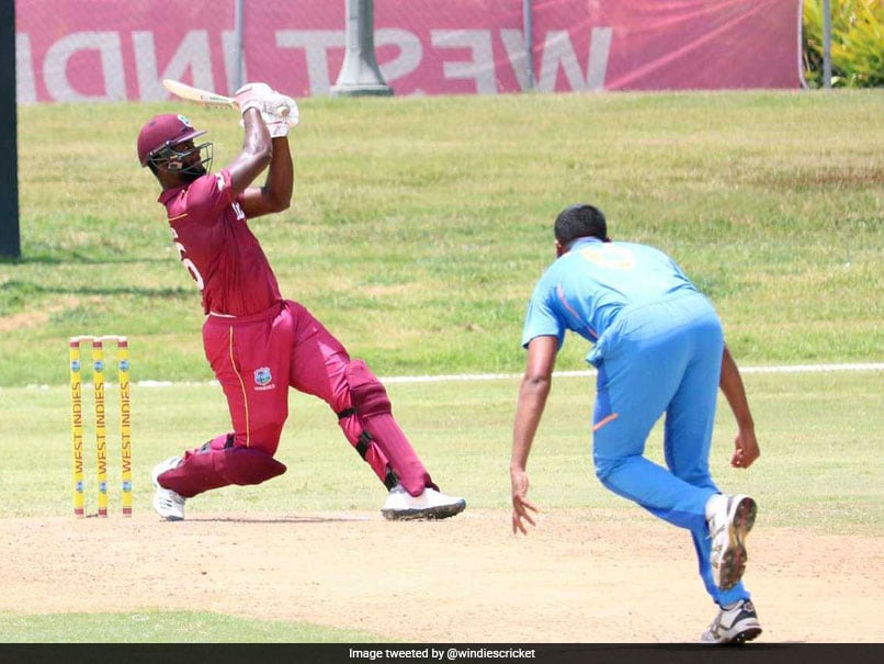 West Indies A Beat India A By Five Runs In Fourth Unofficial ODI