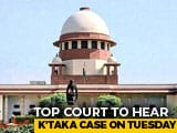 Video : No Decision On Karnataka Rebels Till Tuesday, Supreme Court Tells Speaker