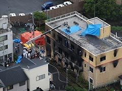 Japan Fire: Bodies Found In Stairwell Suggest They Were Trying To Escape