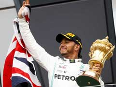 F1: Hamilton Wins British GP For Record Sixth Time In An Action Packed Race