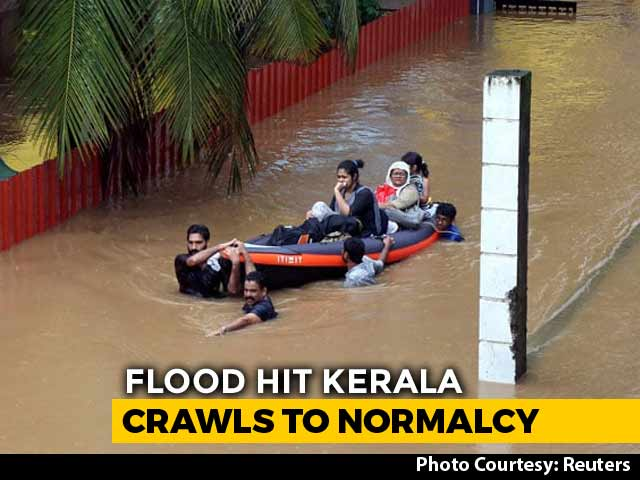 Video: Rebuilding The Flood-Hit Kerala