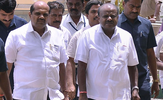 Karnataka Coalition Will Survive, Ready For No-Confidence Motion: Cabinet