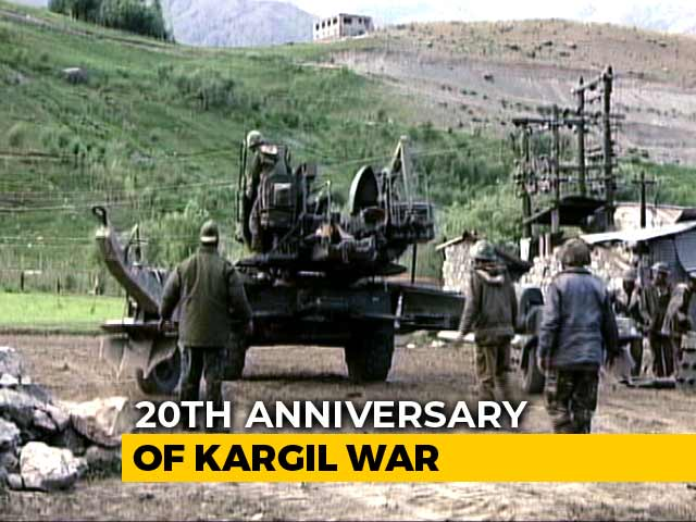 Video : 20 Years After Kargil - Remembering India's Heroes