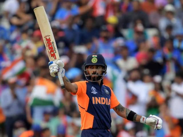 Virat Kohli Added Another Record To His Name And Joined Australian Star Batsman Steve Smith